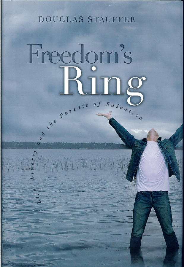 Picture of the front cover of the book entitled Freedom's Ring.