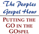 Voice of The Peoples Gospel Hour logo.