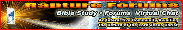 Picture of End Times Rapture Forums Logo