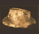 Picture of a fossil hat.